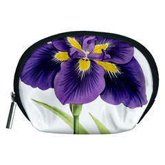 Lily Flower Plant Blossom Bloom Accessory Pouches (medium)