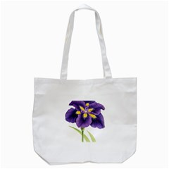 Lily Flower Plant Blossom Bloom Tote Bag (white)