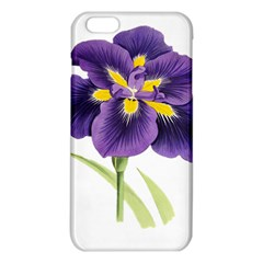 Lily Flower Plant Blossom Bloom Iphone 6 Plus/6s Plus Tpu Case