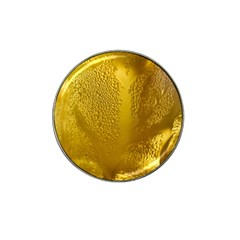 Beer Beverage Glass Yellow Cup Hat Clip Ball Marker (4 pack)