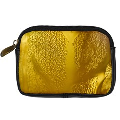 Beer Beverage Glass Yellow Cup Digital Camera Cases