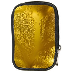 Beer Beverage Glass Yellow Cup Compact Camera Cases