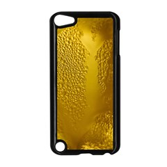 Beer Beverage Glass Yellow Cup Apple Ipod Touch 5 Case (black)