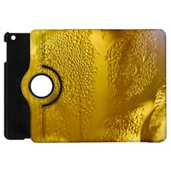 Beer Beverage Glass Yellow Cup Apple Ipad Mini Flip 360 Case