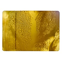 Beer Beverage Glass Yellow Cup Samsung Galaxy Tab 10.1  P7500 Flip Case