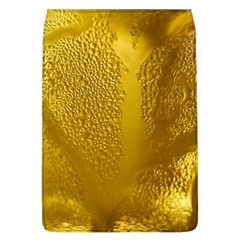 Beer Beverage Glass Yellow Cup Flap Covers (L)