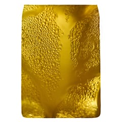 Beer Beverage Glass Yellow Cup Flap Covers (s)