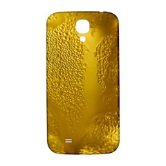 Beer Beverage Glass Yellow Cup Samsung Galaxy S4 I9500/I9505  Hardshell Back Case