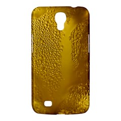 Beer Beverage Glass Yellow Cup Samsung Galaxy Mega 6.3  I9200 Hardshell Case