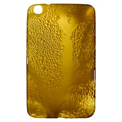 Beer Beverage Glass Yellow Cup Samsung Galaxy Tab 3 (8 ) T3100 Hardshell Case