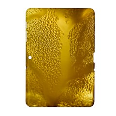 Beer Beverage Glass Yellow Cup Samsung Galaxy Tab 2 (10.1 ) P5100 Hardshell Case