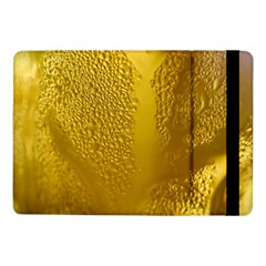 Beer Beverage Glass Yellow Cup Samsung Galaxy Tab Pro 10.1  Flip Case
