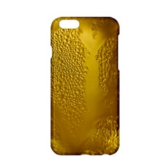 Beer Beverage Glass Yellow Cup Apple Iphone 6/6s Hardshell Case