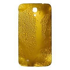 Beer Beverage Glass Yellow Cup Samsung Galaxy Mega I9200 Hardshell Back Case