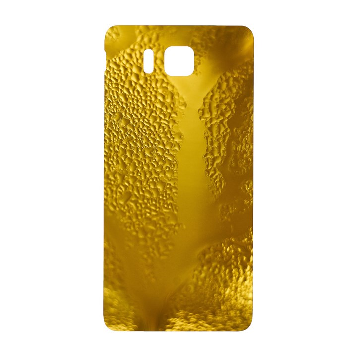 Beer Beverage Glass Yellow Cup Samsung Galaxy Alpha Hardshell Back Case