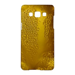 Beer Beverage Glass Yellow Cup Samsung Galaxy A5 Hardshell Case