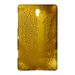 Beer Beverage Glass Yellow Cup Samsung Galaxy Tab S (8 4 ) Hardshell Case