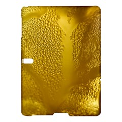 Beer Beverage Glass Yellow Cup Samsung Galaxy Tab S (10 5 ) Hardshell Case