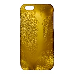 Beer Beverage Glass Yellow Cup iPhone 6/6S TPU Case