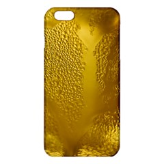 Beer Beverage Glass Yellow Cup iPhone 6 Plus/6S Plus TPU Case