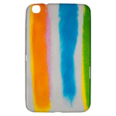 Watercolors stripes       Samsung Galaxy Tab 3 (7 ) P3200 Hardshell Case