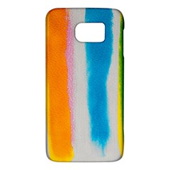 Watercolors Stripes       Htc One M9 Hardshell Case