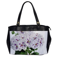 Flower Plant Blossom Bloom Vintage Office Handbags