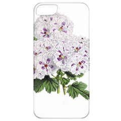 Flower Plant Blossom Bloom Vintage Apple iPhone 5 Classic Hardshell Case