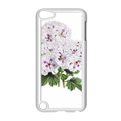 Flower Plant Blossom Bloom Vintage Apple Ipod Touch 5 Case (white)