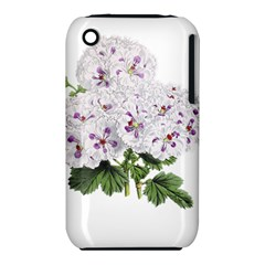 Flower Plant Blossom Bloom Vintage iPhone 3S/3GS