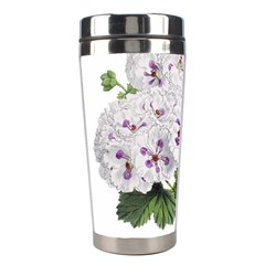 Flower Plant Blossom Bloom Vintage Stainless Steel Travel Tumblers