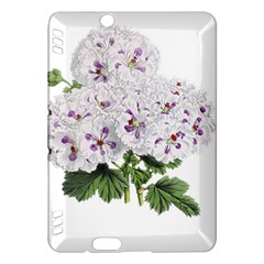 Flower Plant Blossom Bloom Vintage Kindle Fire Hdx Hardshell Case