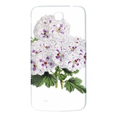 Flower Plant Blossom Bloom Vintage Samsung Galaxy Mega I9200 Hardshell Back Case