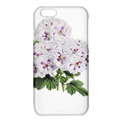 Flower Plant Blossom Bloom Vintage iPhone 6/6S TPU Case