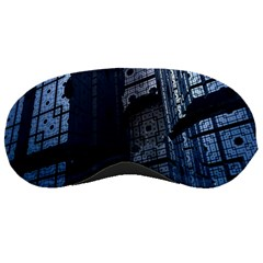 Graphic Design Background Sleeping Masks