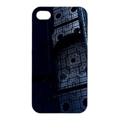 Graphic Design Background Apple iPhone 4/4S Hardshell Case