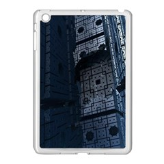 Graphic Design Background Apple Ipad Mini Case (white)