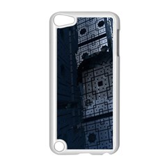 Graphic Design Background Apple Ipod Touch 5 Case (white)