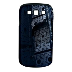 Graphic Design Background Samsung Galaxy S Iii Classic Hardshell Case (pc+silicone)