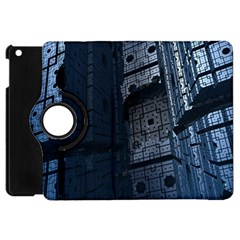Graphic Design Background Apple Ipad Mini Flip 360 Case