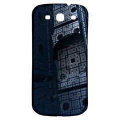 Graphic Design Background Samsung Galaxy S3 S Iii Classic Hardshell Back Case