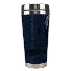 Graphic Design Background Stainless Steel Travel Tumblers