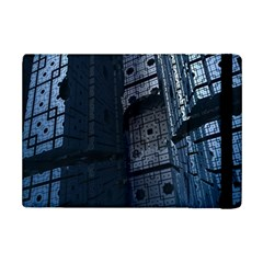 Graphic Design Background Ipad Mini 2 Flip Cases