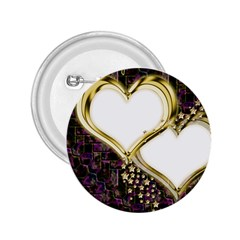 Lover Romantic Couple Apart 2 25  Buttons