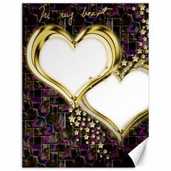 Lover Romantic Couple Apart Canvas 12  X 16