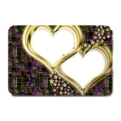 Lover Romantic Couple Apart Plate Mats