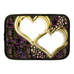 Lover Romantic Couple Apart Netbook Case (Medium)