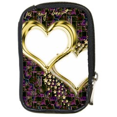 Lover Romantic Couple Apart Compact Camera Cases