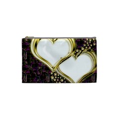 Lover Romantic Couple Apart Cosmetic Bag (small)