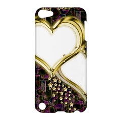 Lover Romantic Couple Apart Apple Ipod Touch 5 Hardshell Case